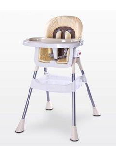 Kinderstoel Pop cappuccino