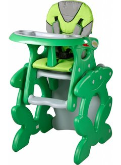 Kinderstoel Primus groen