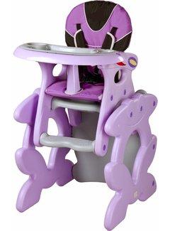 Kinderstoel Primus lila