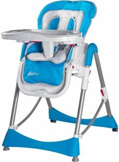 Kinderstoel Bistro blauw