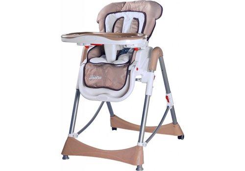 Kinderstoel Bistro donker beige