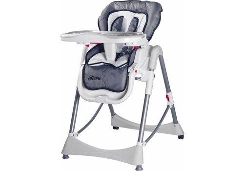 Kinderstoel Bistro grijs