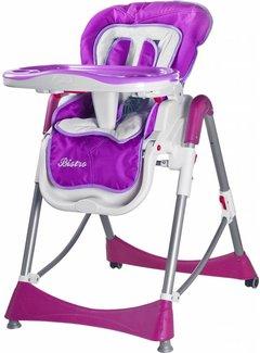 Kinderstoel Bistro paars