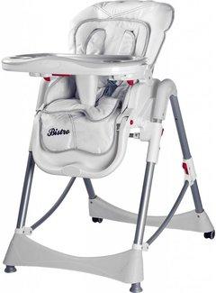 Kinderstoel Bistro wit