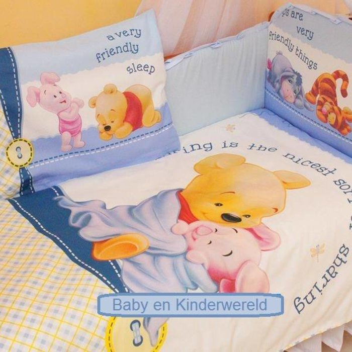 3-delig Disney beddengoed set
