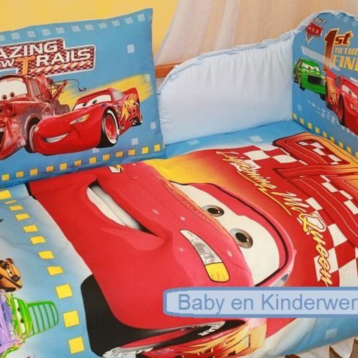 4-delig Disney beddengoed set