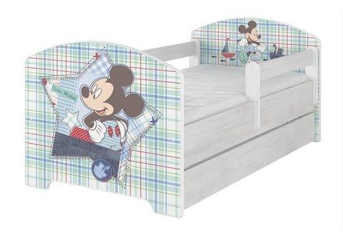 Compleet Disney kinderbed met lade& gratis matras - Mickey Mouse