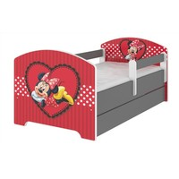 Disney Kinderkamer Minnie met hart