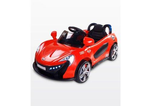 Elektrische kinderauto met accu - Aero rood