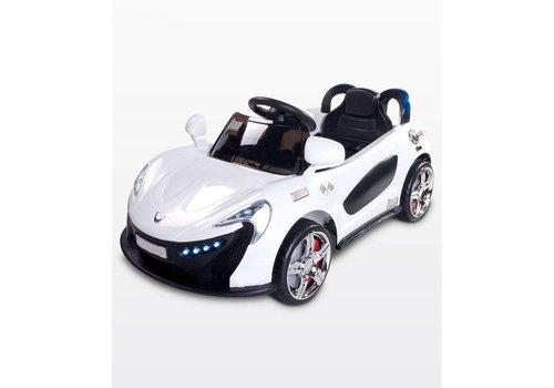 Elektrische kinderauto met accu - Aero wit