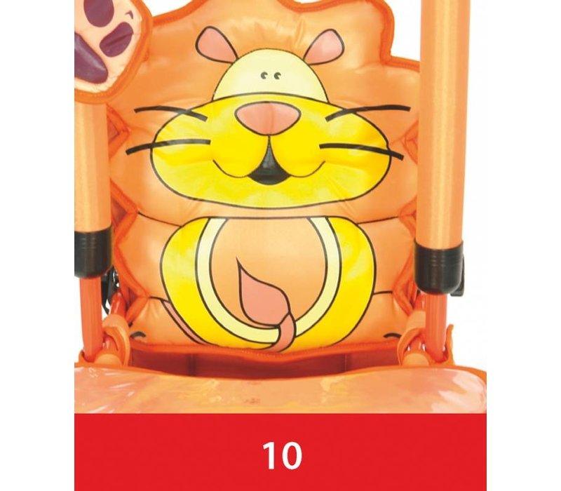 Babyschommel-Kinderschommel 10 Leeuwtje