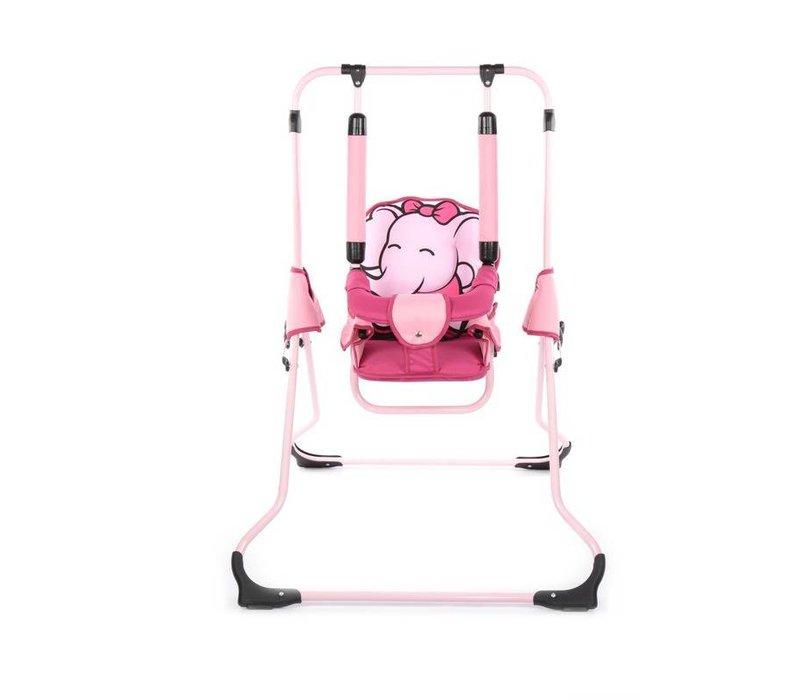 Babyschommel-Kinderschommel-Wilde Dieren 01
