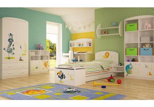 Kinderkamer Gelukkige Dieren