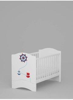 Baby ledikant Piraten