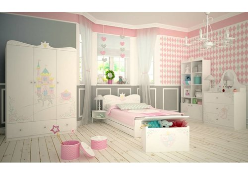 Complete kinderkamer - Magic Princess
