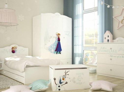 Complete kinderkamer Frozen