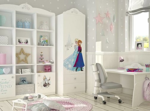 Complete babykamer Frozen