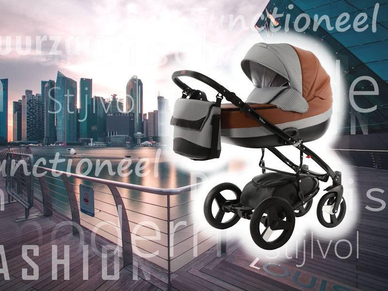 kinderwagen stijl of functionaliteit