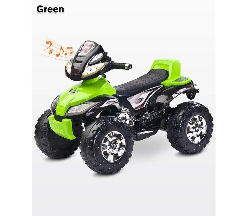 Elektrische kinderquad Cuatro - groen