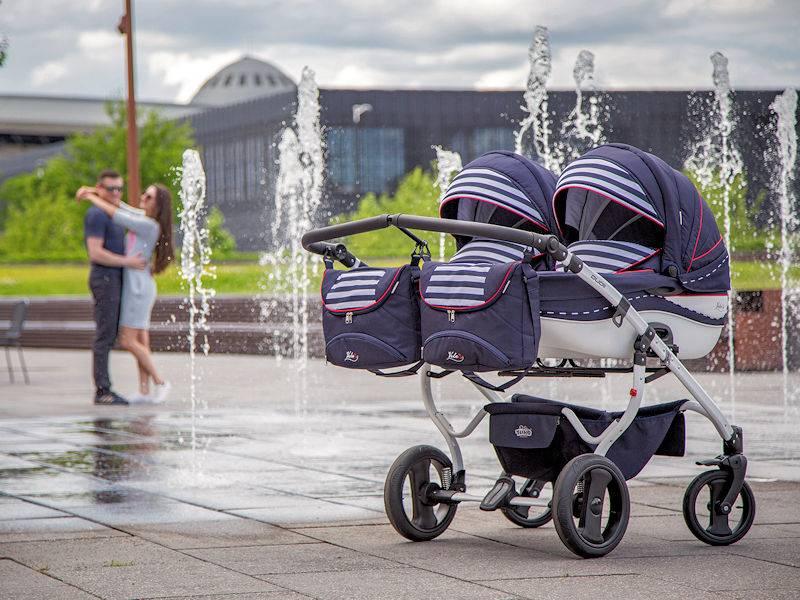tweeling kinderwagen het ondergeschoven kindje