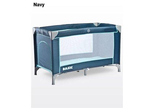 Baby logeerbedje Basic - navy