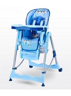 Kinderstoel Magnus Funny blauw