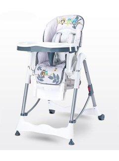 Kinderstoel Magnus Funny grijs