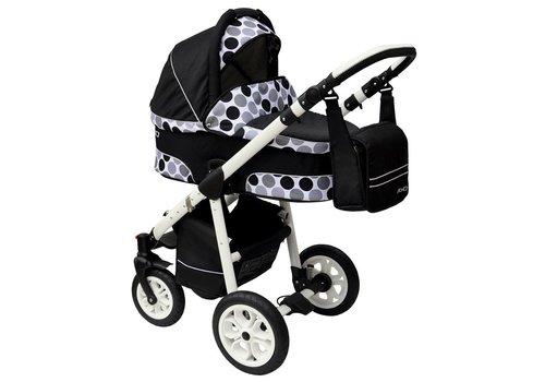 Kinderwagen 3 in 1 Vibo 01