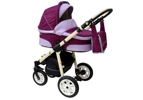 Kinderwagen 3 in 1 Vibo 09