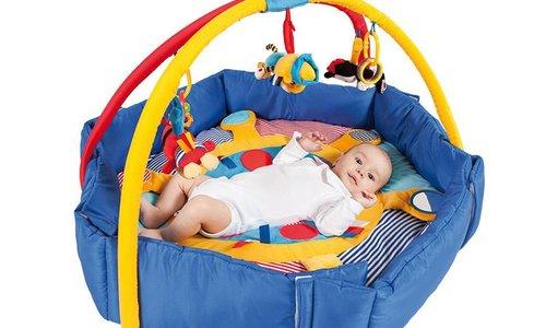 Hoe je de beste speelmat voor baby's kunt vinden.