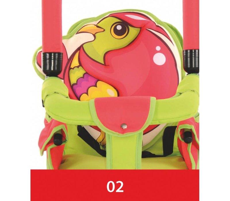 Babyschommel-Kinderschommel Mooie vogels 02