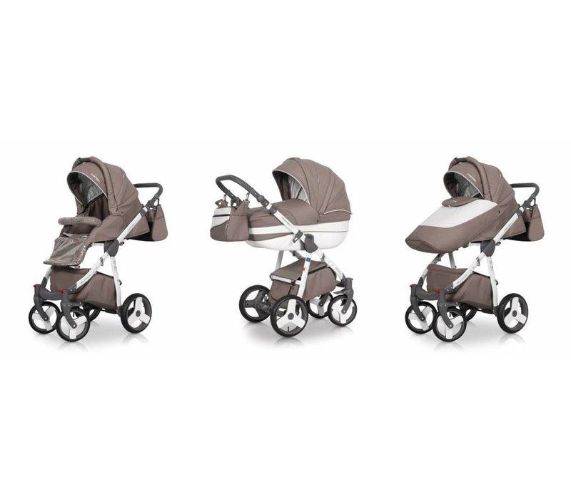 Kinderwagen combi Mondo P-Cappu
