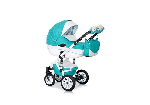 Kinderwagen 3 in 1 Brano Eco 15