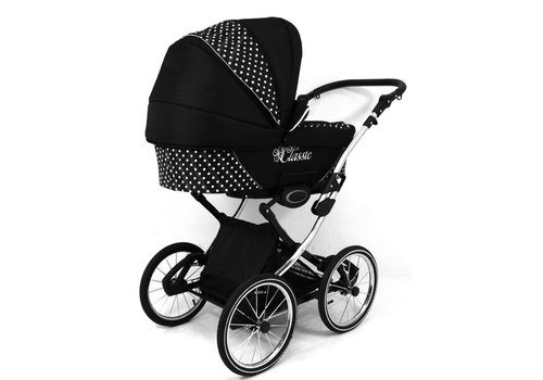 Retro kinderwagen 3 in 1 - Classic 03