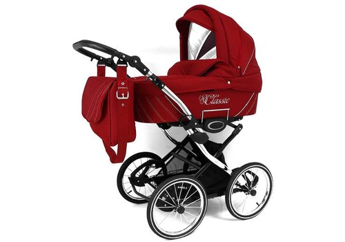 Retro kinderwagen 3 in 1 - Classic L-02