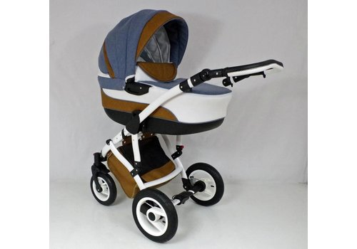3in1 Combi kinderwagen Ello Eco 03