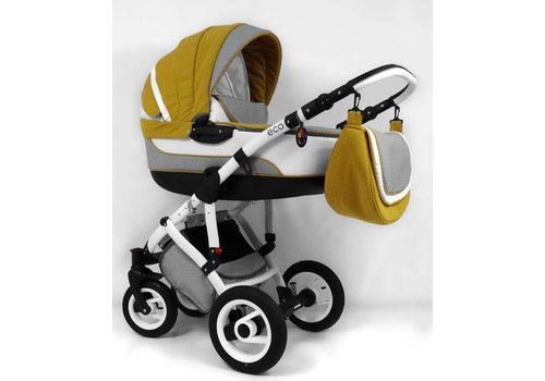 3in1 Combi kinderwagen Ello Eco Niki 01
