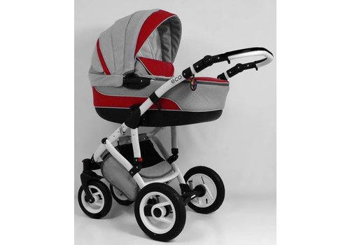 3in1 Combi kinderwagen Ello Eco Niki 02
