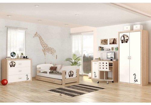 Complete kinderkamer Yuna - Giraffe