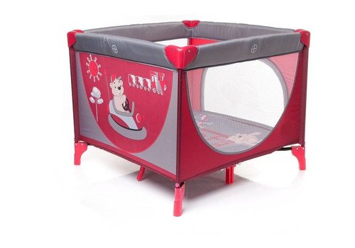 Baby box Colorado - rood