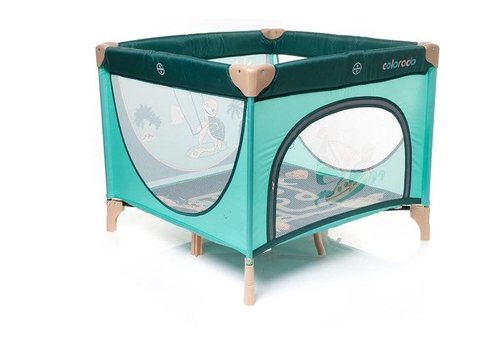 Baby box Colorado - turquois