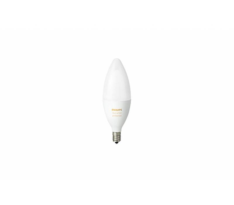 White Ambiance E14 (kleine fitting)