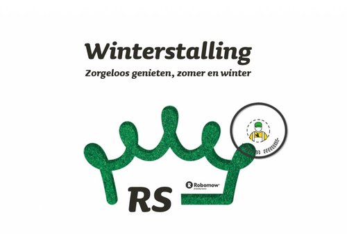 Robomow Winterstalling RS