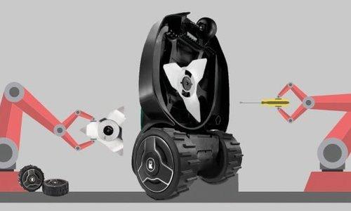 De Robomow Winterstalling, de all-inclusive service voor jouw Robomow.
