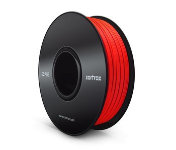 Zortrax Z-ABS Red