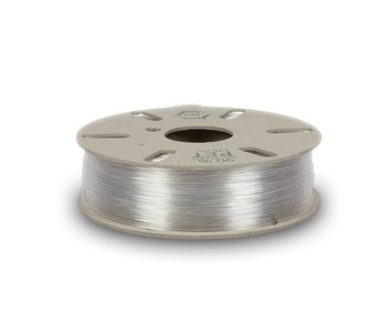 Refil Recycled PET filament from transparent bottles