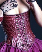 Scantilly Dressed Corsets Paris