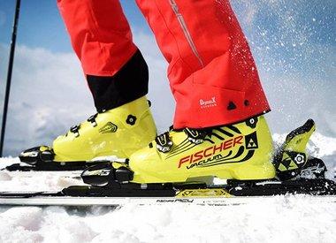 Race skischoenen