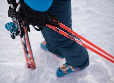 Race skistokken