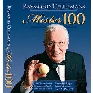 Billiards book Mister 100 Raymond Ceulemans